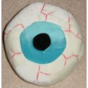 Plush Eyeball 11in. - Blue