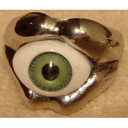 Ring - Lips Eyeball