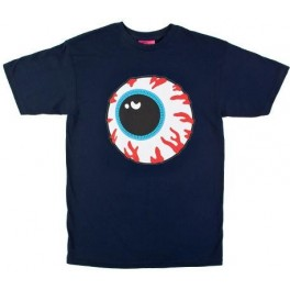 Tshirt - Mishka Keep Watch Dilated - Navy - L