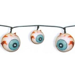 String of Bloody Eyeballs