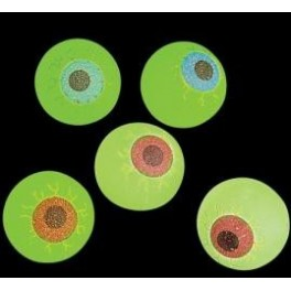 Superball Eyeball Glow - 30mm