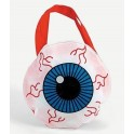 Tote bag - Glow in the Dark Eyeball