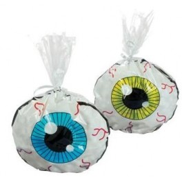Bags - Plastic Eyeball