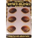 Winky Blinky Eye Stickers