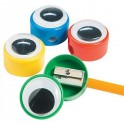 Googly Eye Pencil Sharpeners (pack of 6)