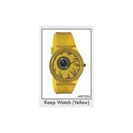 Watch - Mishka Keep Watch - Yellow