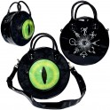 Bag - Black Cat Eyeball