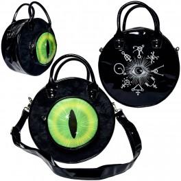 Bag - Black Cat Eyeball