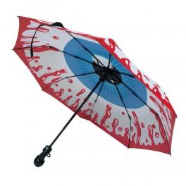 Umbrella - Eyeball with Skull Handle