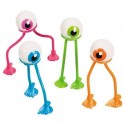 Bendable Eyeballs With Suction Feet
