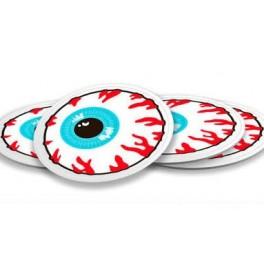 Coasters - Mishka Keep Watch