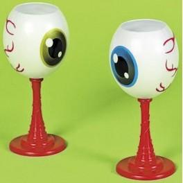 Goblet - Plastic Eyeball