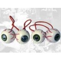 Hairbands - Green Eyeballs