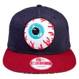 Hat - Keep Watch New Era Snapback - adjustable