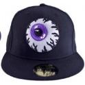 Hat - Mishka Keep Watch - BLACK 7 1/2