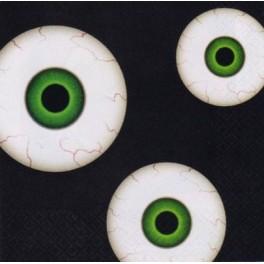 Napkins - 13inch - Sparkle Eyeball