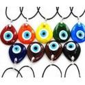 Necklace - Glass Eyeball Pendant