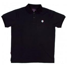 Polo Shirt - Mishka Keep Watch - Black L
