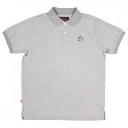 Polo Shirt - Mishka Keep Watch - Heather XL