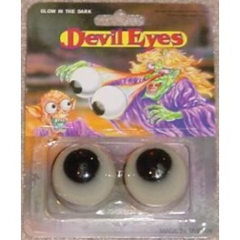 Sticky Devil Eyes