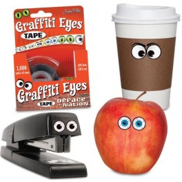 Graffiti Eyes Tape