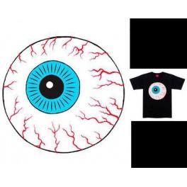 T-Shirt - Mishka Throwback Keep Watch T-Shirt - Black - L