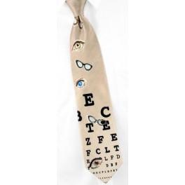 Tie - Optometrist