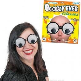 Glasses - Googly Eyes