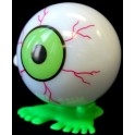 Windup Hopping Eyeball - Flashing