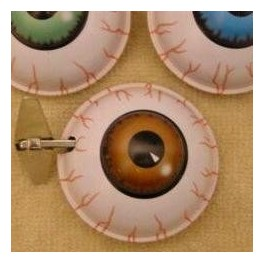 Windup Tin Big Key Wacky Eyeball (one)