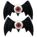 Hairbow Slides - Batty Eye Black