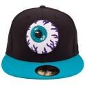Hat - Mishka Keep Watch - Black-Blue 7 3/4