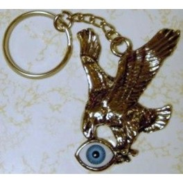 Keychain - Eagle Flying