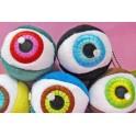 Keychain - Evil Eye Plush