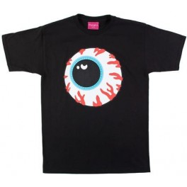 Tshirt - Mishka Keep Watch Dilated - Black - XL