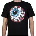 Tshirt - Mishka Keep Watch Stained Glass - Black - L