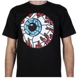 Tshirt - Mishka Keep Watch Stained Glass - Black - XL