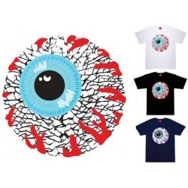 T-shirt - Mishka Damaged Keep Watch - Navy XL