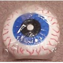 Thin Eyeball Candle 4.5in.