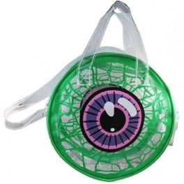 Bag - Transparent Eyeball - Green