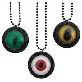 Necklace - Eyeball (set of 3)