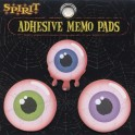 Adhesive Eyeball Memo Pads (3 pack)