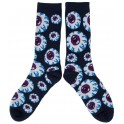 Socks - Mishka Keep Watch Pattern