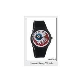 Watch - Mishka Keep Watch Lamour - Red Eye Black