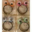 Bracelets with eyes