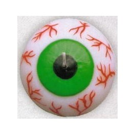 Candle - Floating Eyeball style C